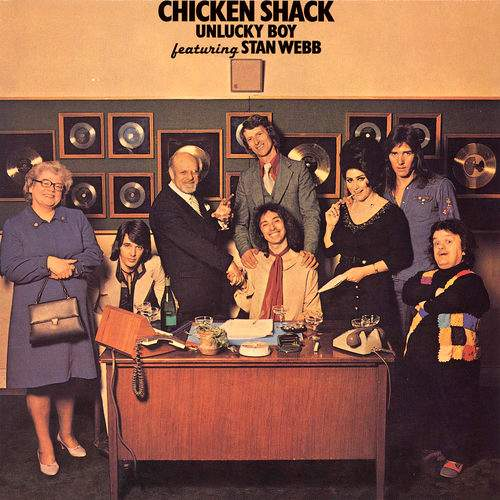 Chicken shack unlucky boy