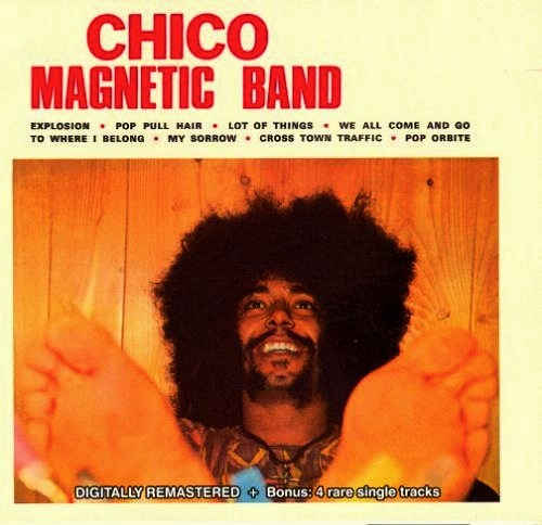 Chico magnetic band lp
