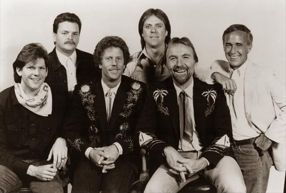 Chris hillman desert rose band