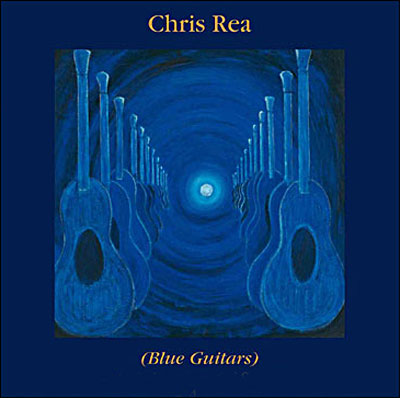 Chris rea blue guitars 2
