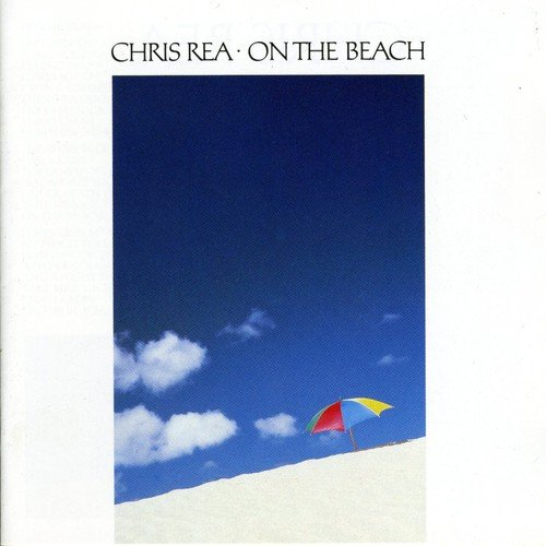 Chris rea on the beach
