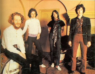 Clapton blind faith