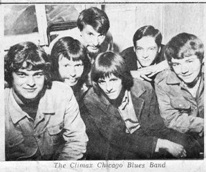 Climax chicago blues band