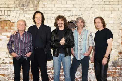 Colin blunstone the zombies now