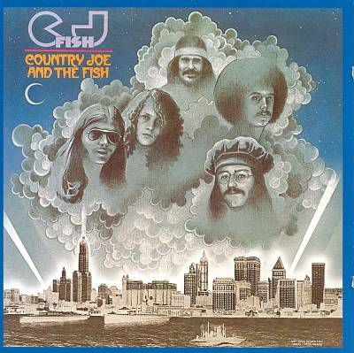 Country joe and the fish cj fish 1970