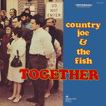 Country joe and the fish together 1968