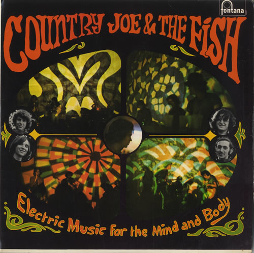 Country joe the fish electric music 1967