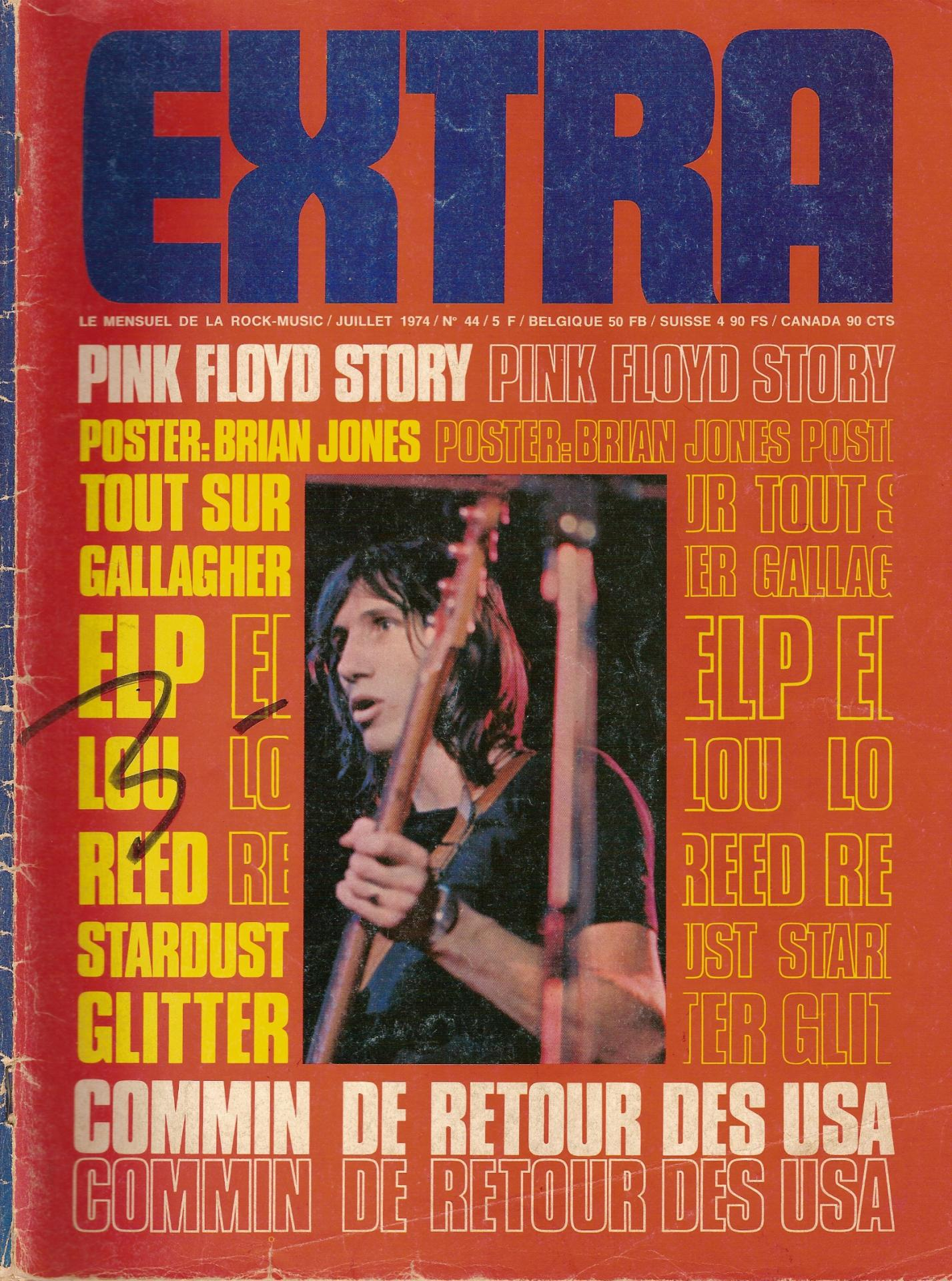 Cover 1 extra couverture 70