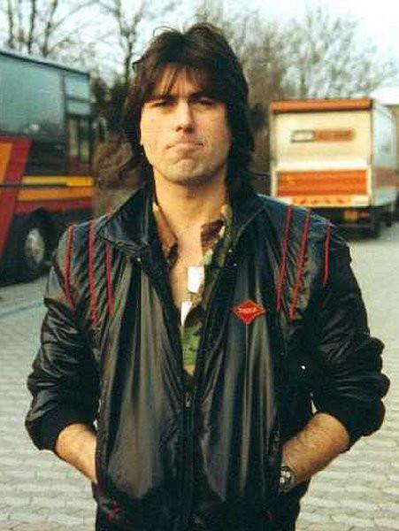 Cozy powell intro