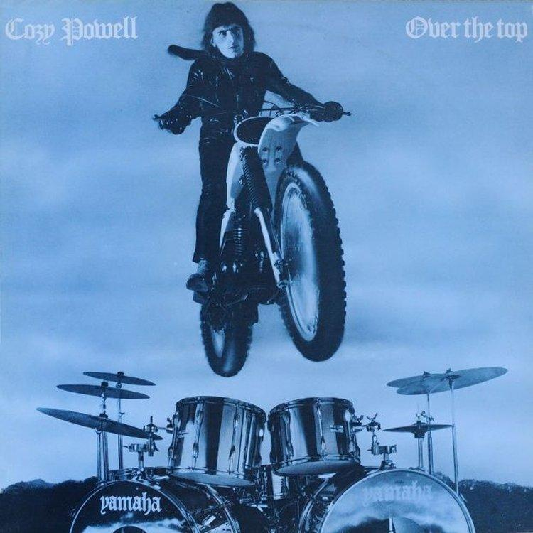 Cozy powell over the top 79