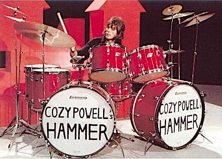 Cozy powell s hammer