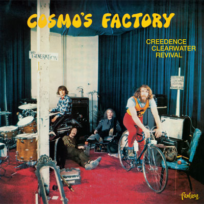 Creedence cosmo s
