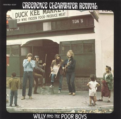 Creedence willy