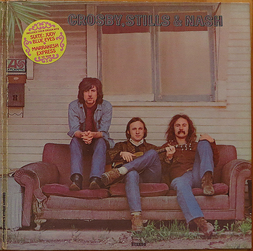 Crosby stills nash lp 69