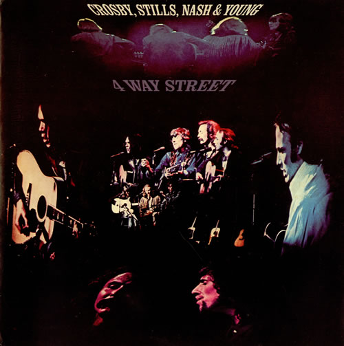 Crosby stills nash young 4 way street