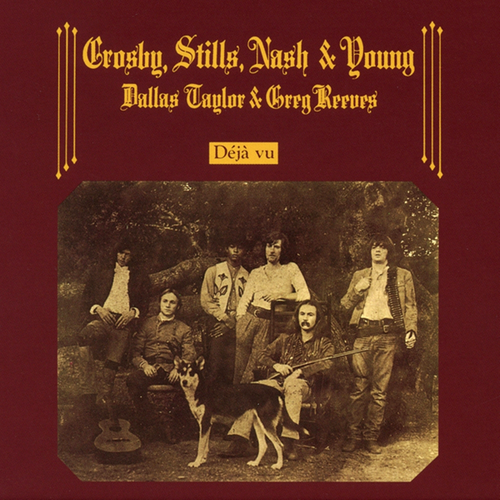 Crosby stills nash young deja vu 1
