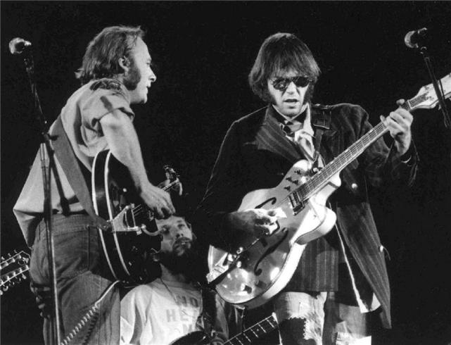 Csny buffalo stephen stills neil young 1