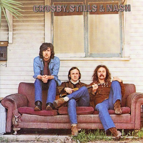 Csny crosby stills nash first lp