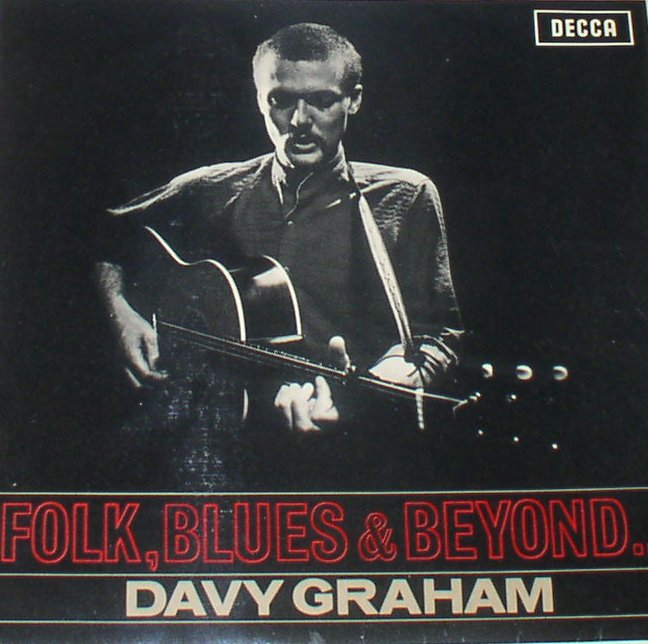 Davy graham folk blues beyond