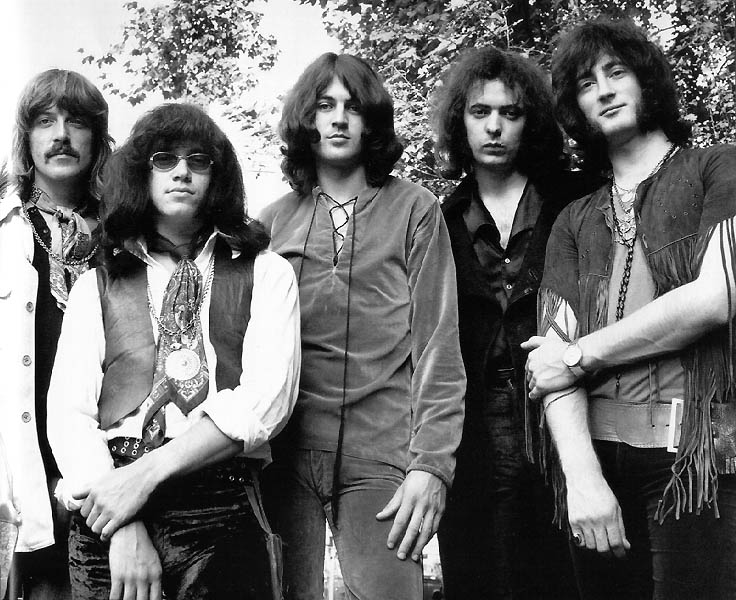 Deep purple 3