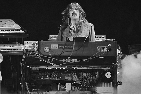 Deep purple jon lord