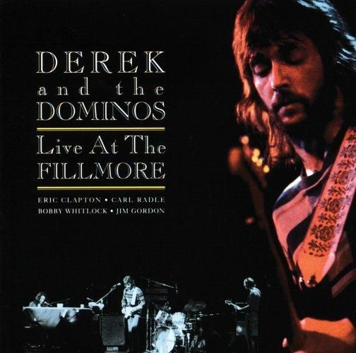 Derek and dominos live fillmore