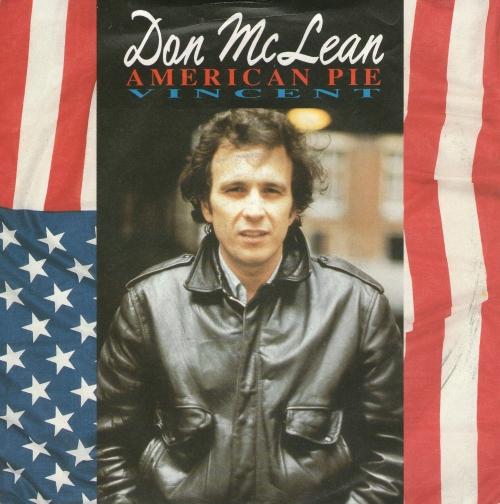 Don mclean american pie single