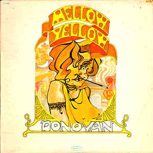 Donovan yellow mellow lp
