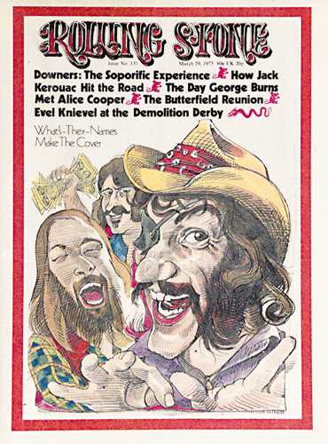Dr hook cover rolling stone