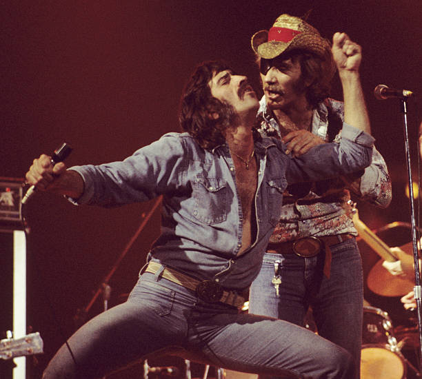 Dr hook et billy francis