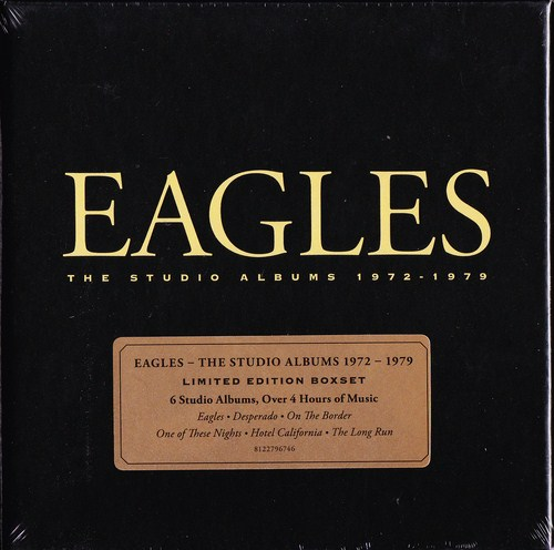 Eagles coffret 1972 1979 2013