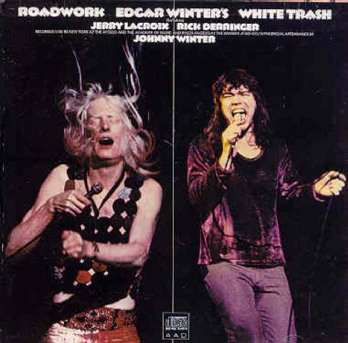Edgar winter roadwork