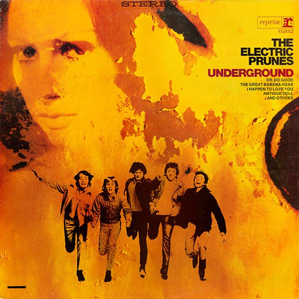 Electric prunes underground