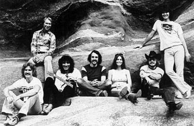 Emmylou harris the hot band