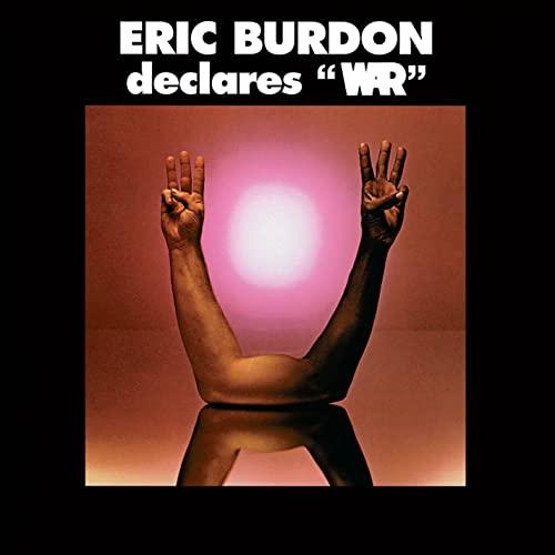 Eric burdon declares war 1970