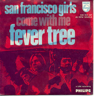 Fever tree san francisco girls single