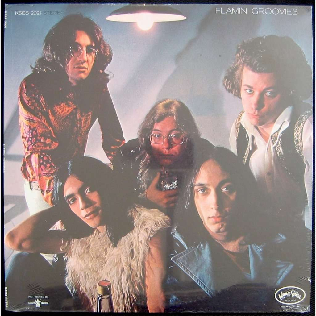 Flamin groovies flamingo