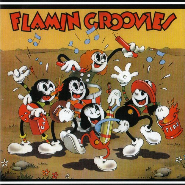 Flamin groovies supersnazz