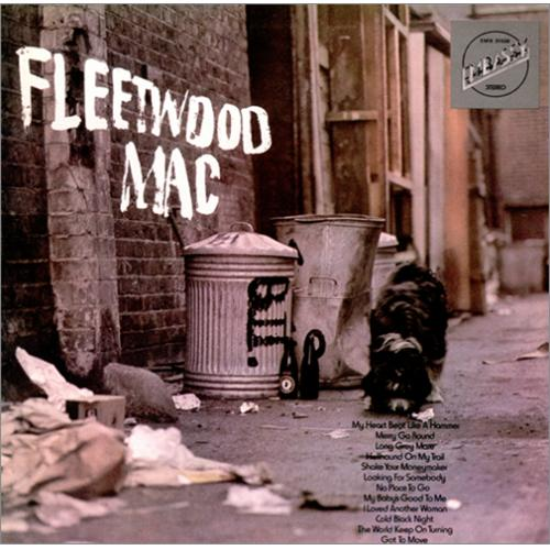 Fleetwood mac peter greens