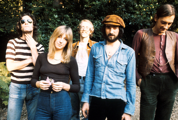 Fleetwood mac welch
