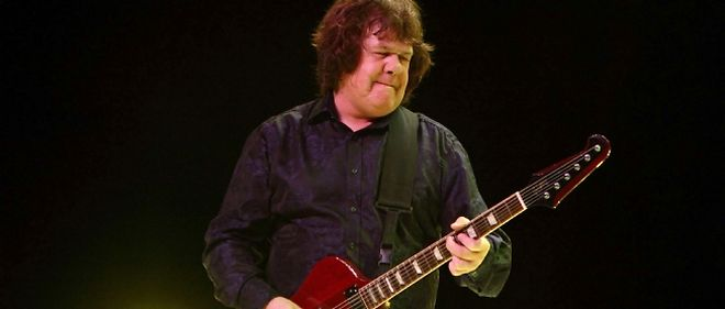 Gary moore now