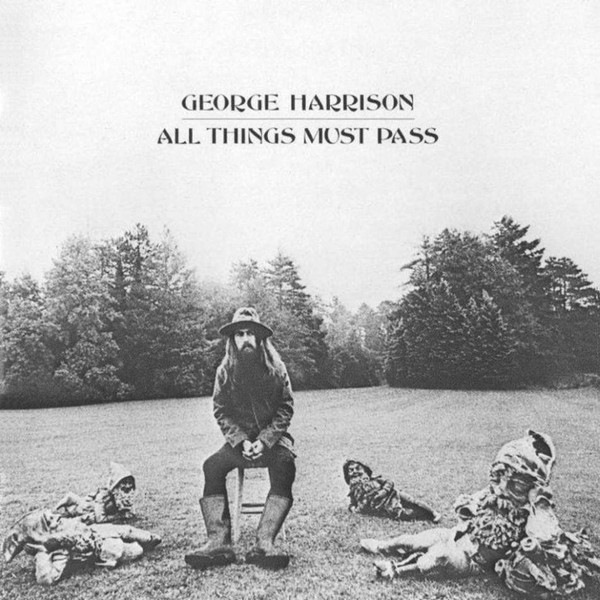 George harrison all things