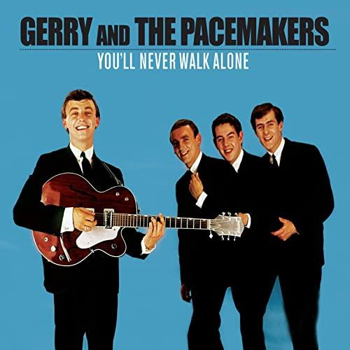 Gerry pacemaker you ll never walk alone