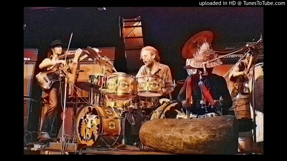 Ginger baker air force