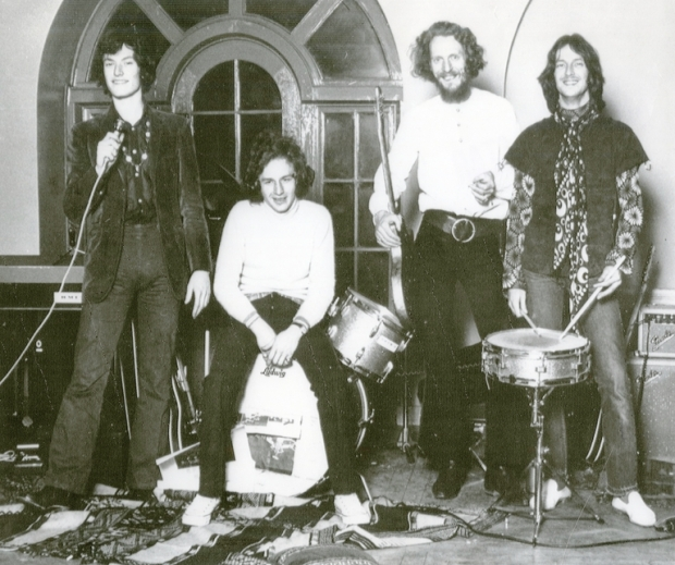 Ginger baker blind faith