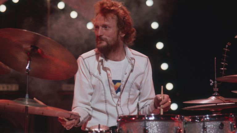 Ginger baker intro