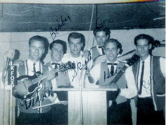 Gosdin brothers golden state boys vern bobby sloan skip don parmley hal poindexter rex gosdin1