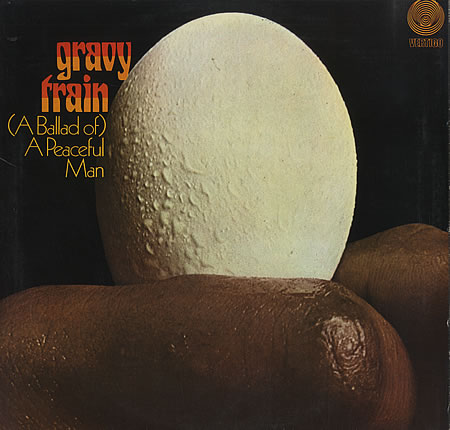 Gravy train a ballad of a peaceful man 1971