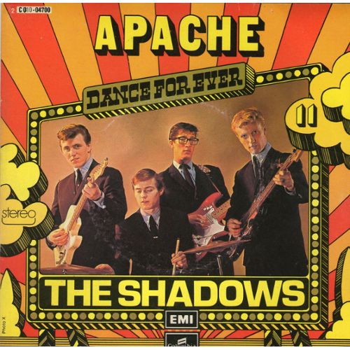 Hank marvin shadows apache