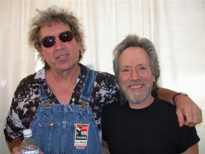 Harvey mandel elvin bishop